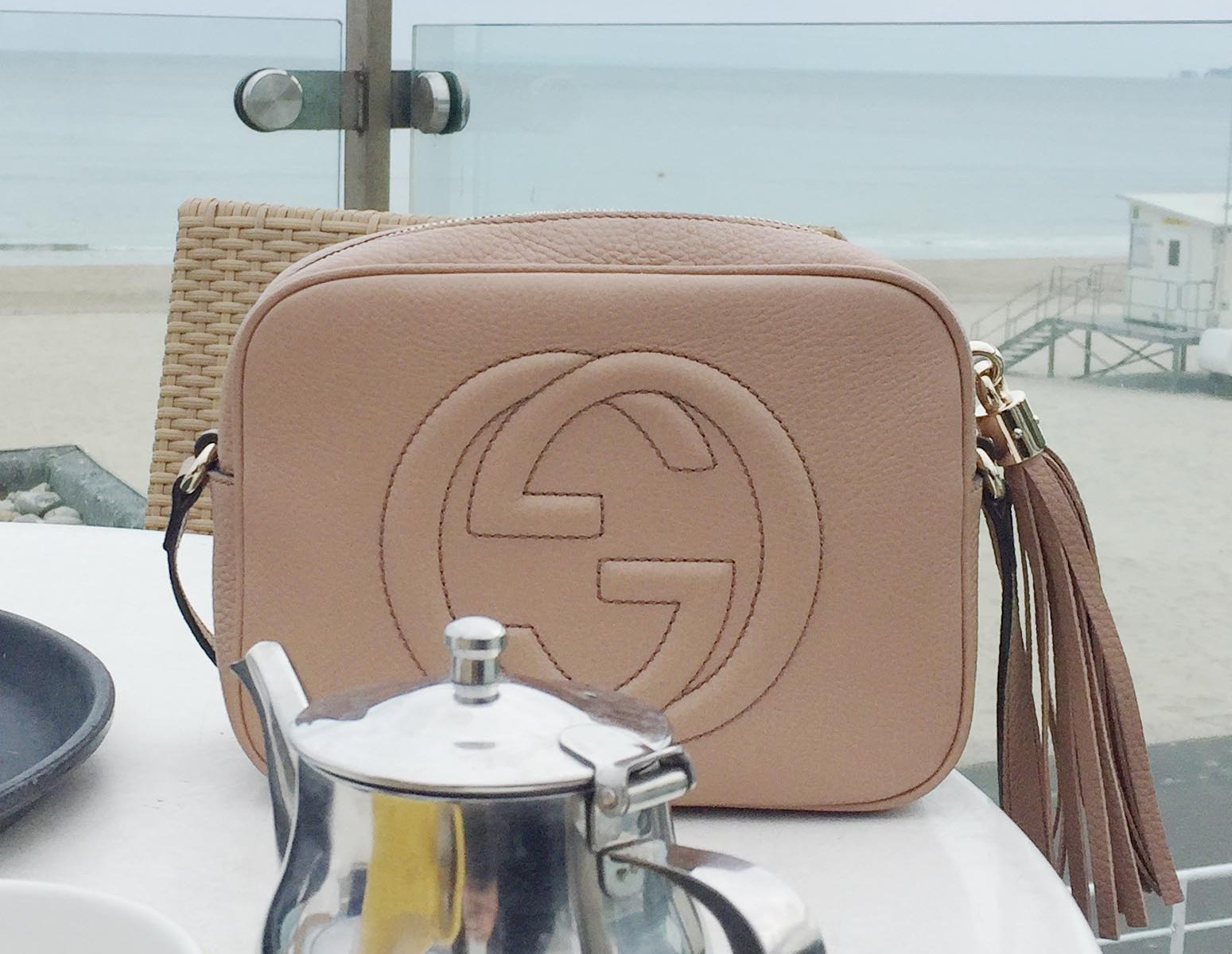 d0157702151494 Beige Gucci Soho Disco Crossbody bag – LBFashionFiles